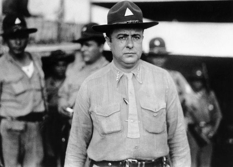 General Anastasio Somoza
