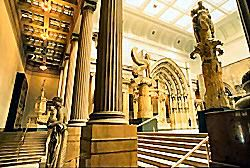 Carnegie museums of art, architecture and natural history