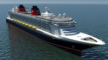 Very Merrytime Cruises On Disney Cruise Line - Rocking cruise ship