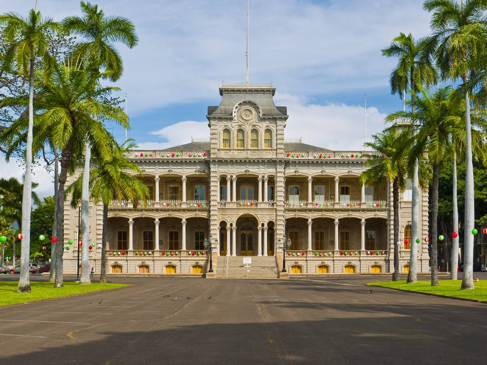 Walking Tour Of Historic District Of Honolulu
