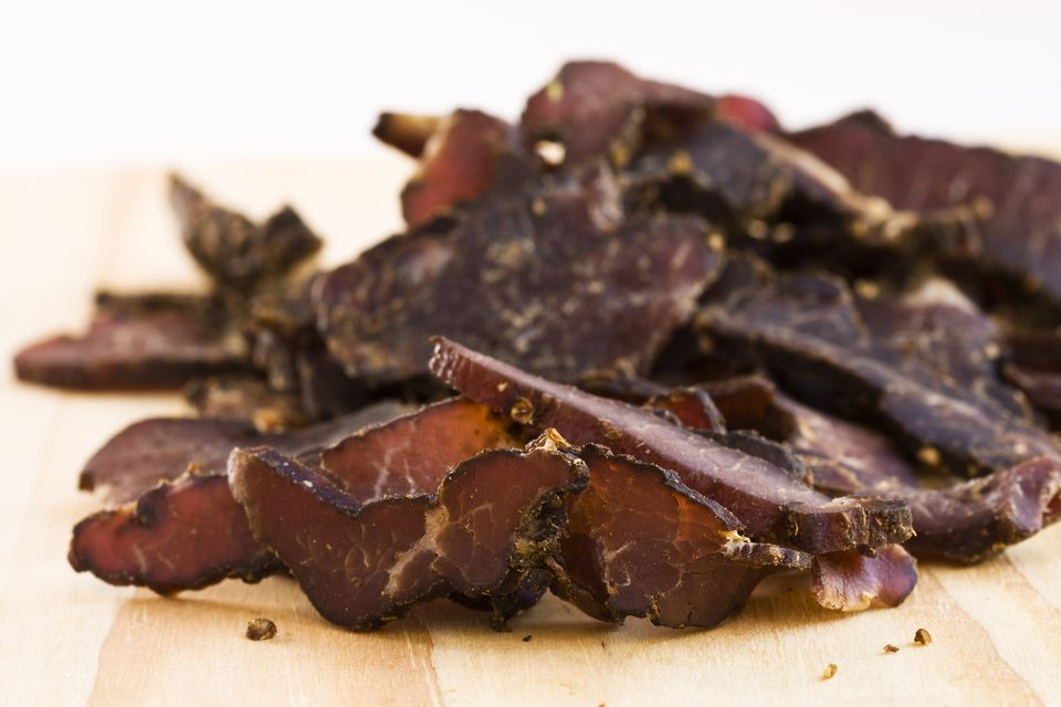 South African Delicacies What is Biltong?