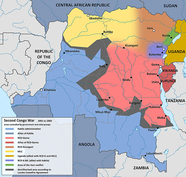 The Second Congo War