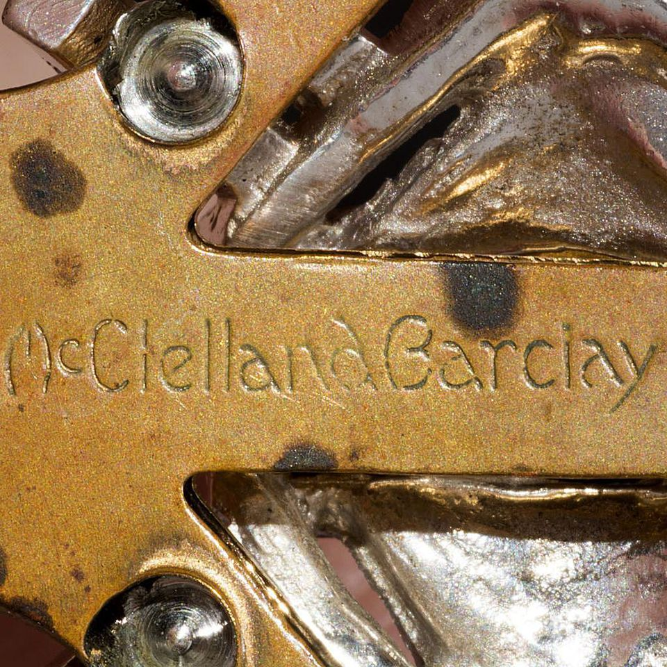 Mark on McClelland Barclay Jewelry
