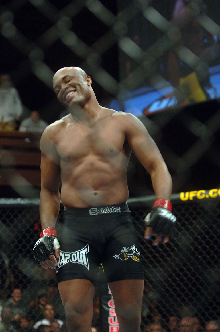 UFC Champion Anderson Silva