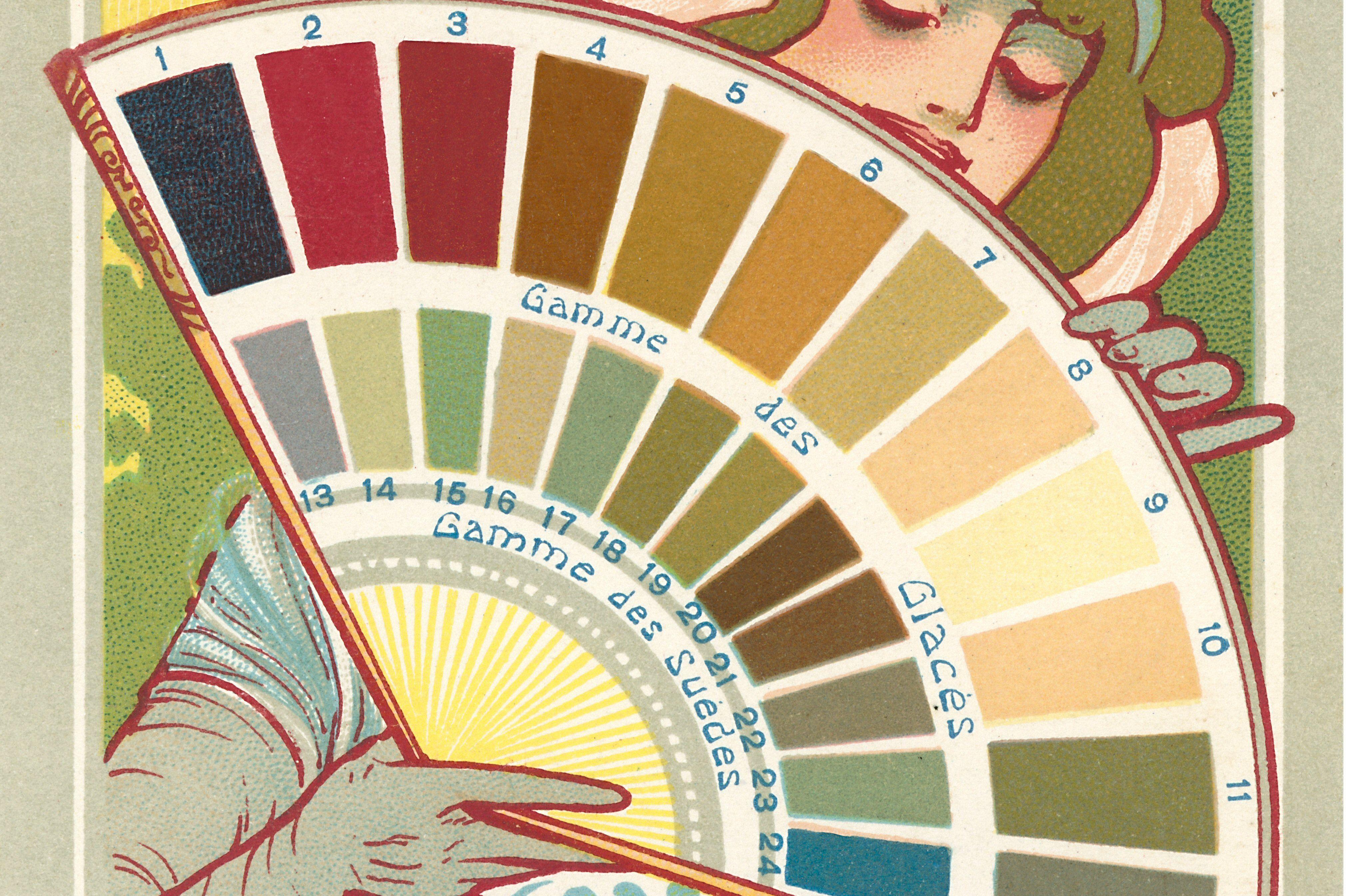 Art Deco Color Palette Home Design