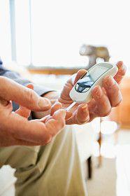 Los niveles de insulina determinan la diabetes