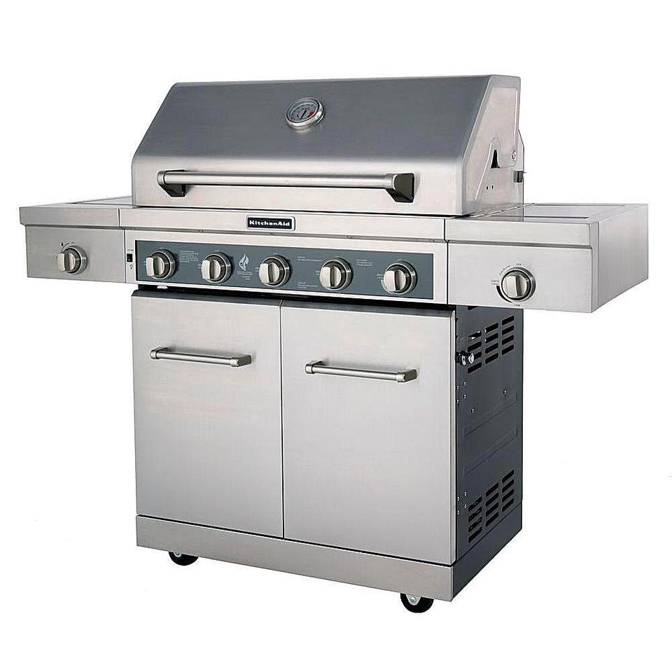 KitchenAid 5-Burner Model# 720-0893