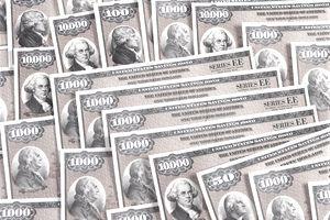 US Savings Bond certificates