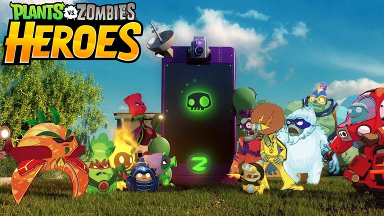 Plants vs zombies heroes too unoriginal too late voltagebd Gallery