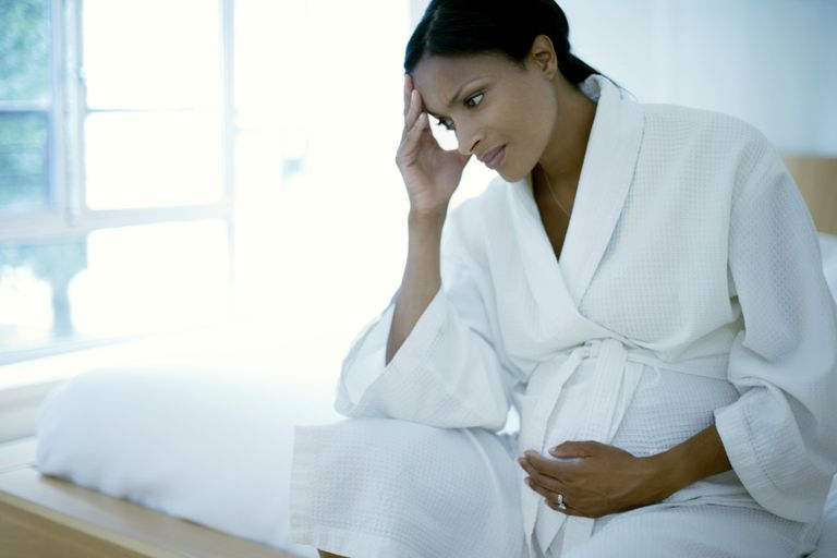 Depression during pregnancy