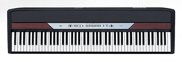 Korg SP250 keyboard review