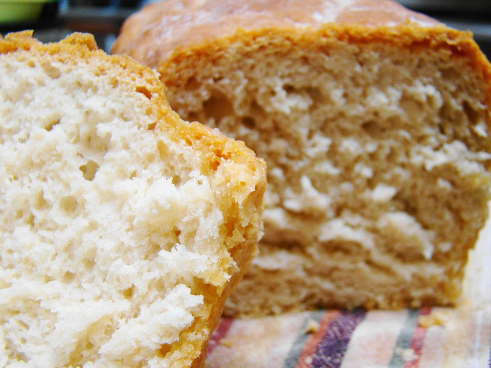 Basic Sourdough Beer Bread Recipe