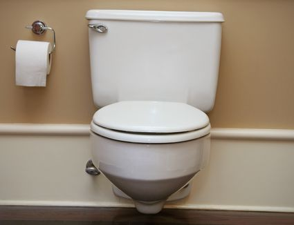 Cleaning Clogged Toilet Jets