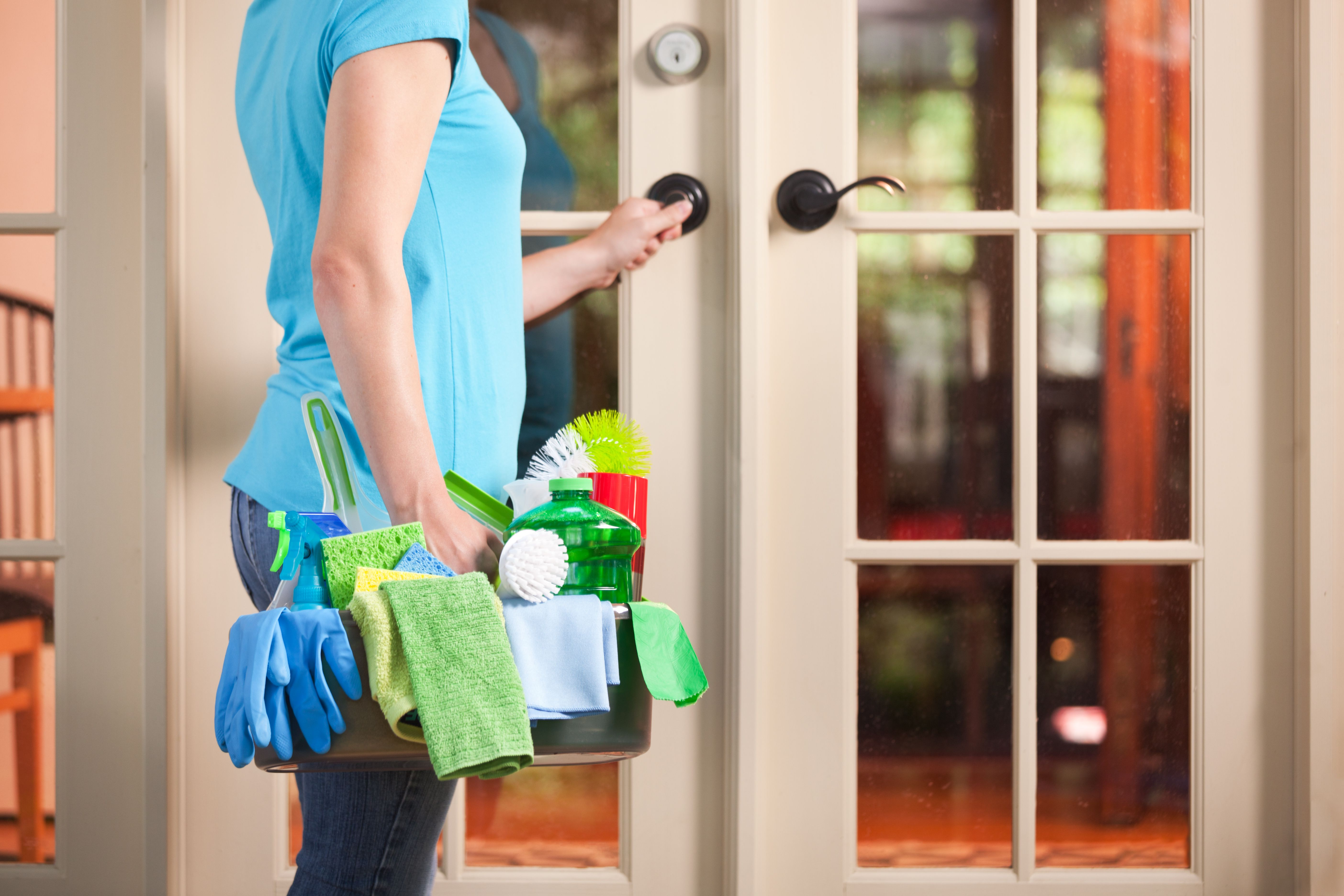 Before you hire a housekeeper for House detailing