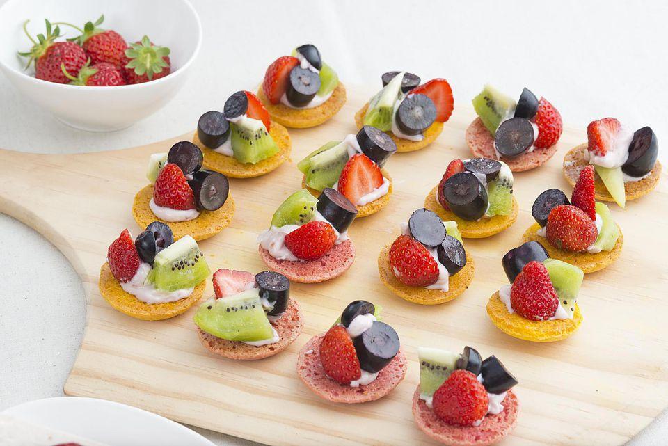 Fruit Cake Recipe With Glazed Fruit