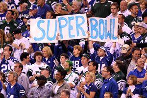 AFC Championship game 2009, N.Y. Jets vs. Indianapolis Colts, Super Bowl XLIV