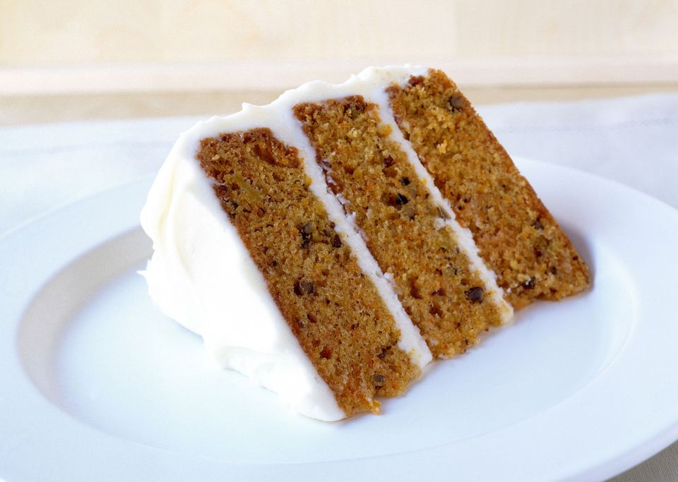 Spiced Cake, Three Layer