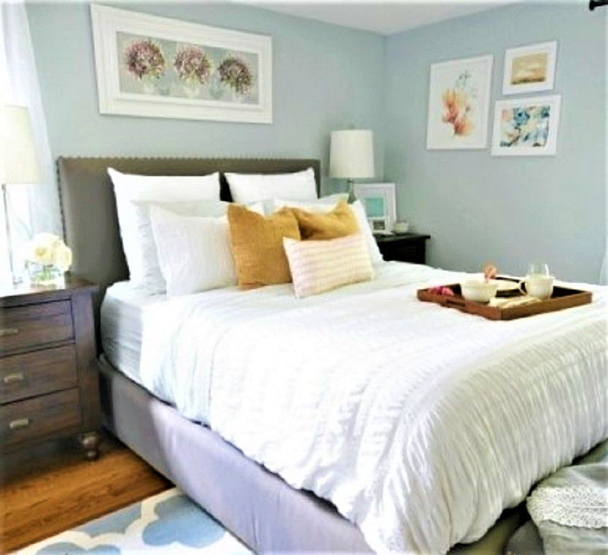 Master Bedroom in Need of a Makeover