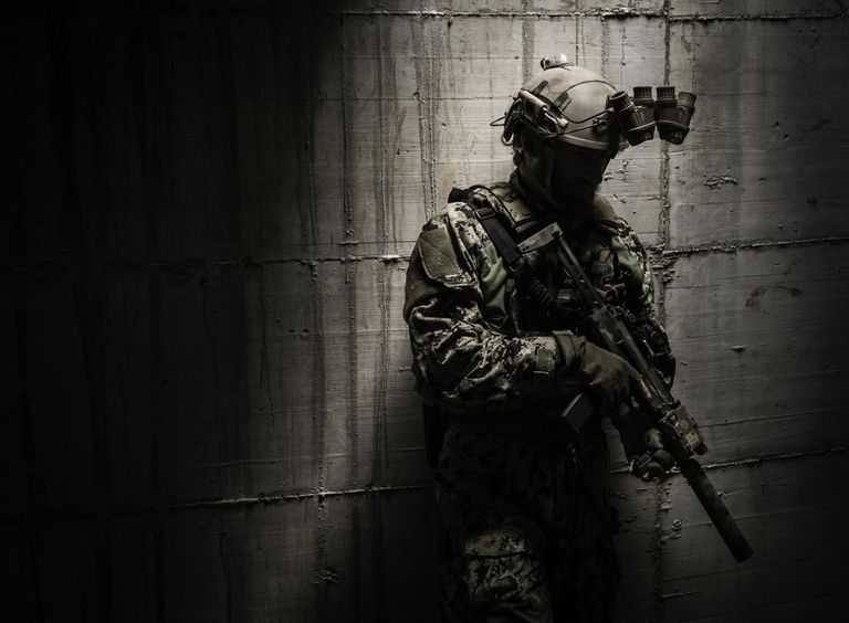 DEVGRU Seal Team Six