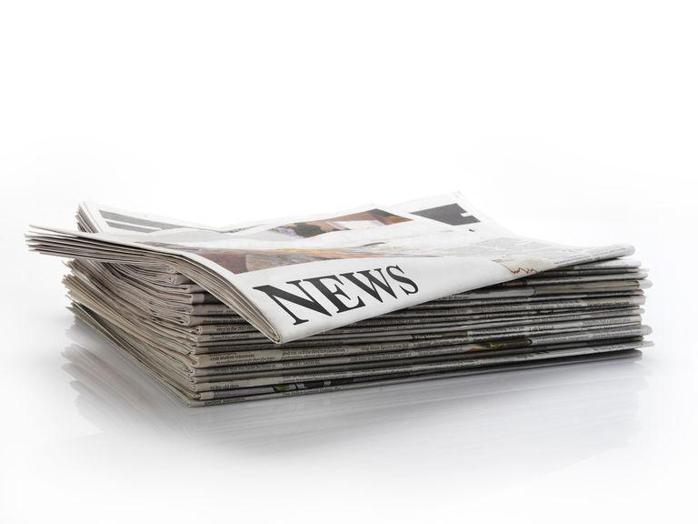 Newspaper Printables