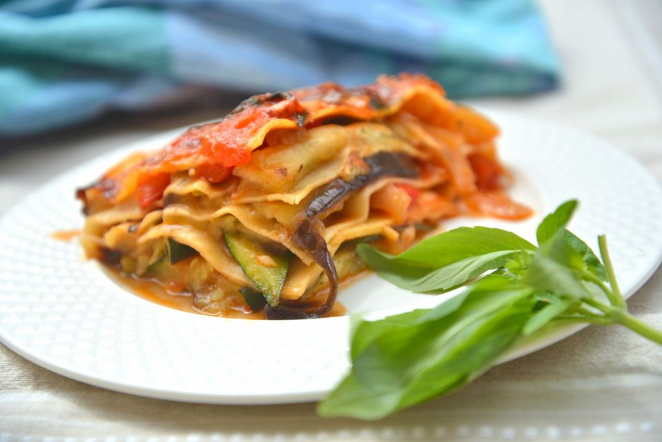 9 Easy Vegetarian Lasagna Recipes