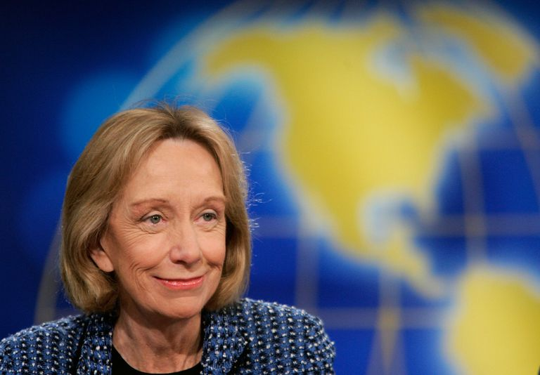 Doris Kearns Goodwin on Meet The Press, 2005