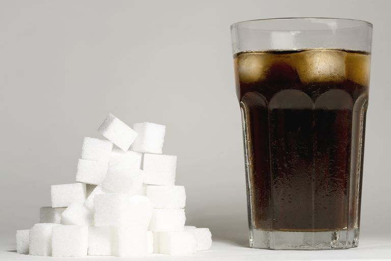 Once you calculate the amount of sugar in a soft drink, you won't view one quite the same ever again.