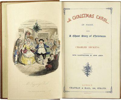 A Summary of 'A Christmas Carol'