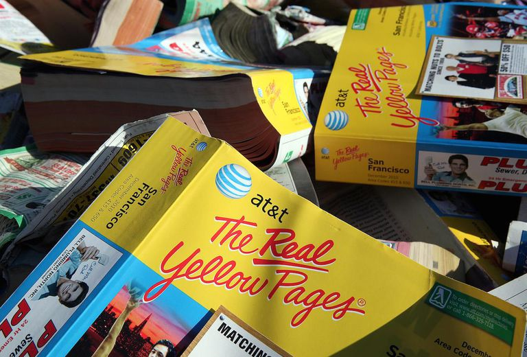City Board To Introduce Ban On Distribution Of Unsolicited Phone Books