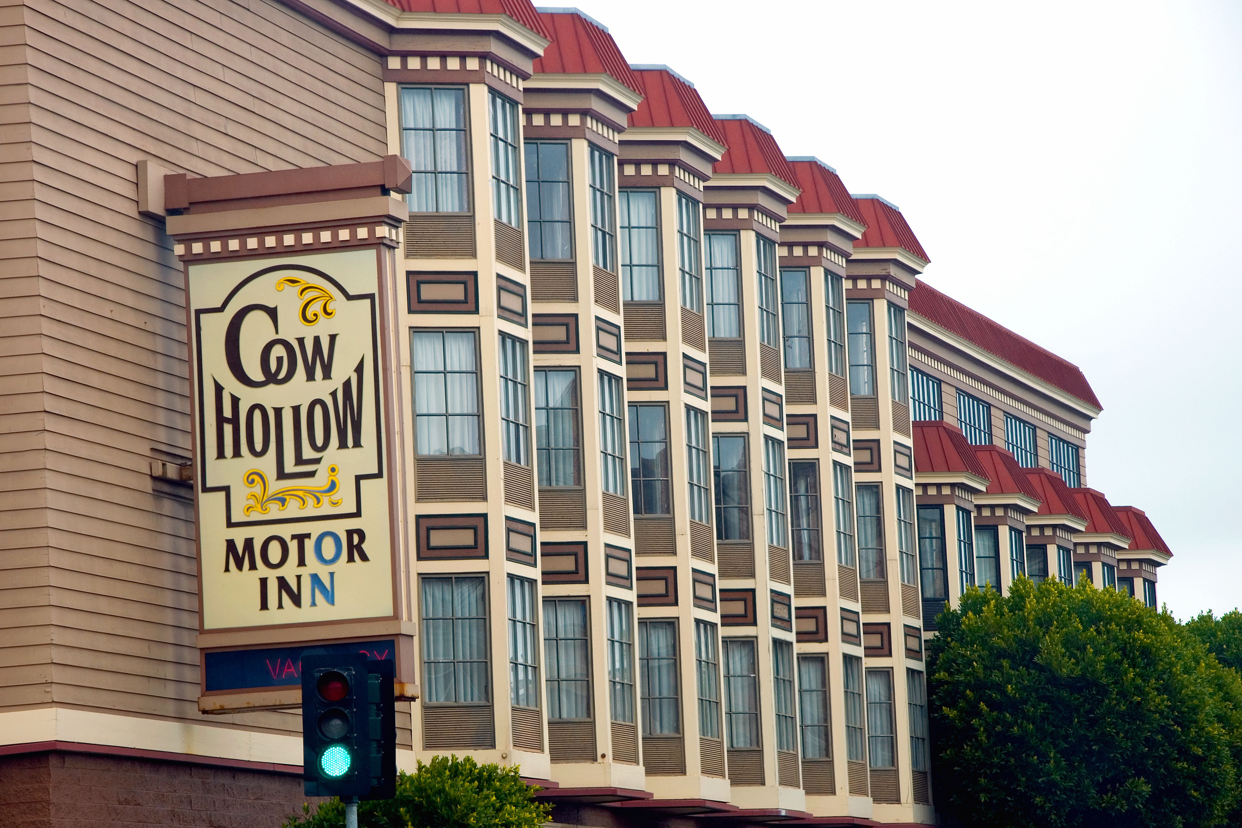 10 cheap san francisco hotels for your visit for Cow hollow motor inn