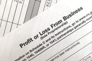 business profit business loss