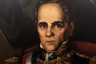 did general antonio lopez de santa anna start the texas revolution Antonio lopez de santa anna  he is known mainly as the general who destroyed the alamo yet santa anna also played a large role in the creation of modern-day.