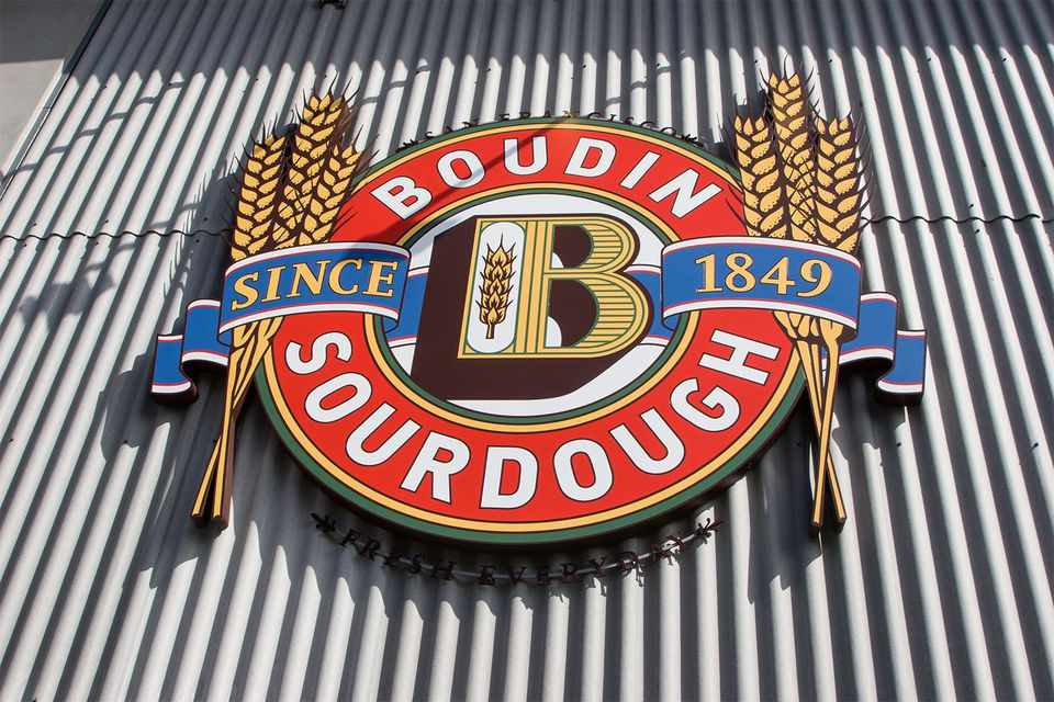 Boudin Sourdough Bread is a Fisherman's Wharf Favorite