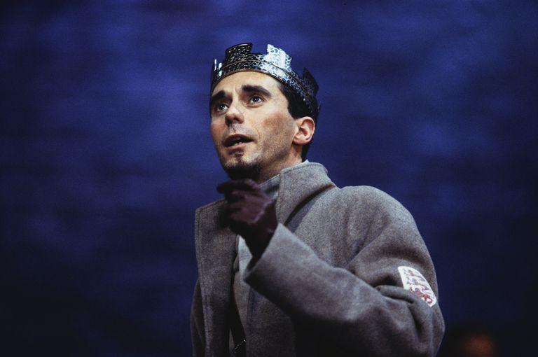 Actor Guy Henry in King John