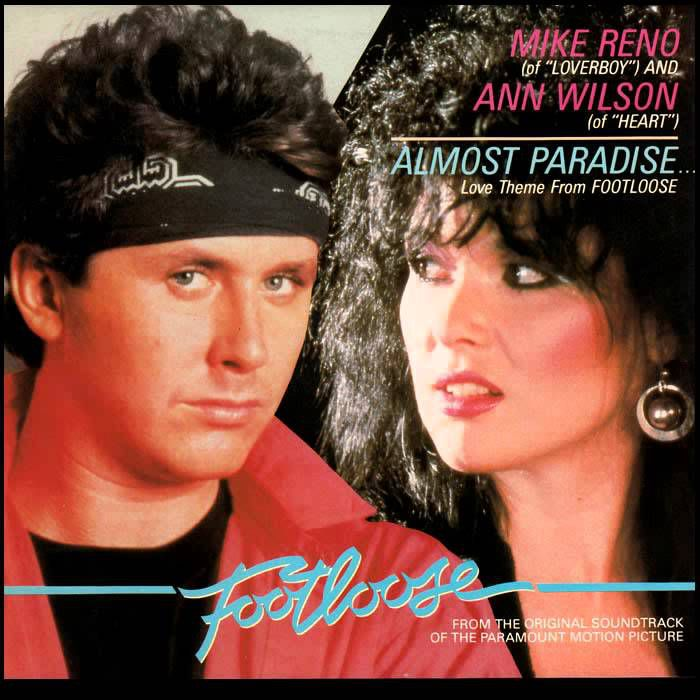 Mike Reno and Ann Wilson - Almost Paradise