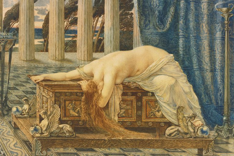 The Meaning Of Pandora S Box Zeus S Curse On Mankind