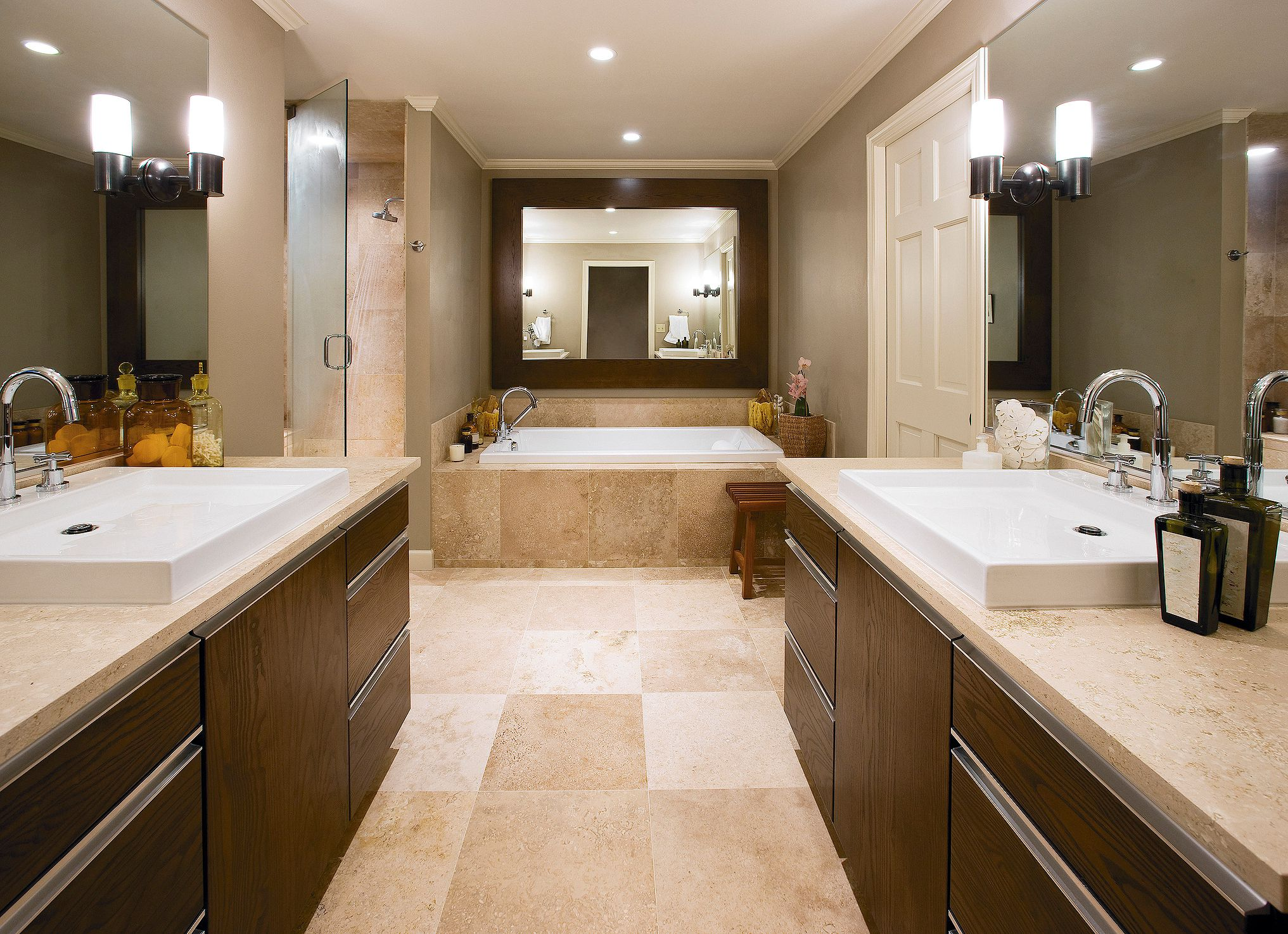 Top 5 bathroom flooring options Best flooring options for small bathrooms