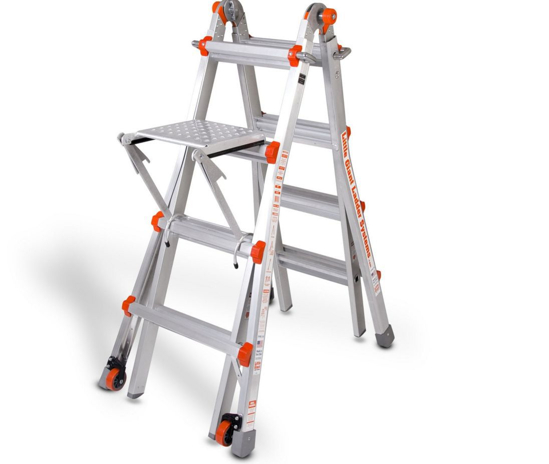 Little Giant Ladder Product Review