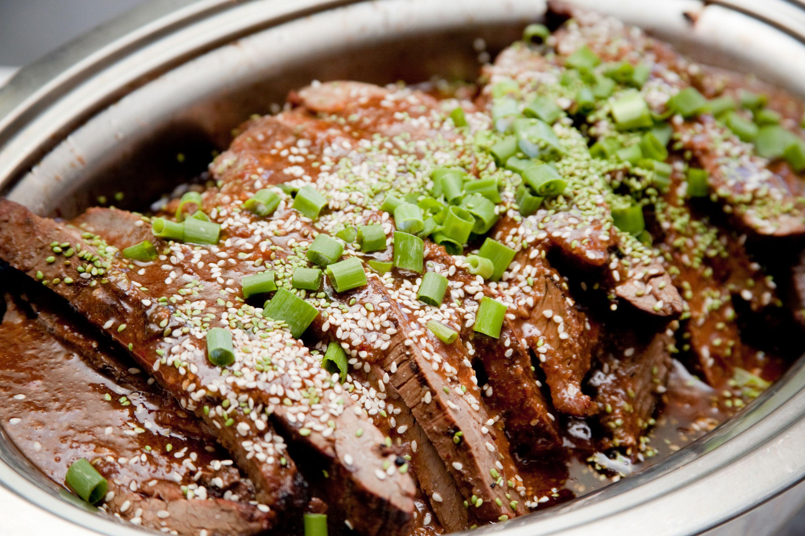 Slow Cooker Teriyaki Beef Recipe