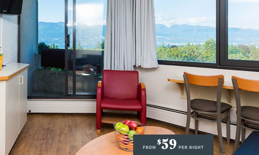 Attractions and Hotels Near UBC in Vancouver, BC