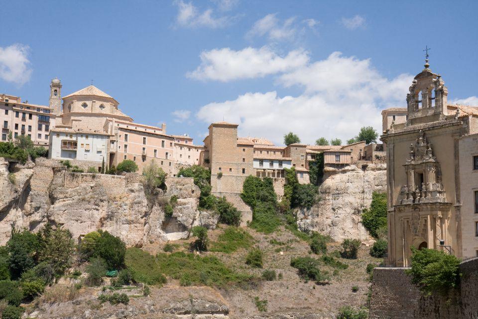San Pablo Convent in Cuenca