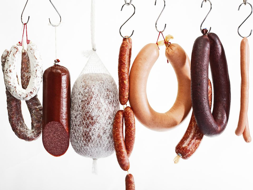 sausages, links, bangers, recipes, meats, receipts