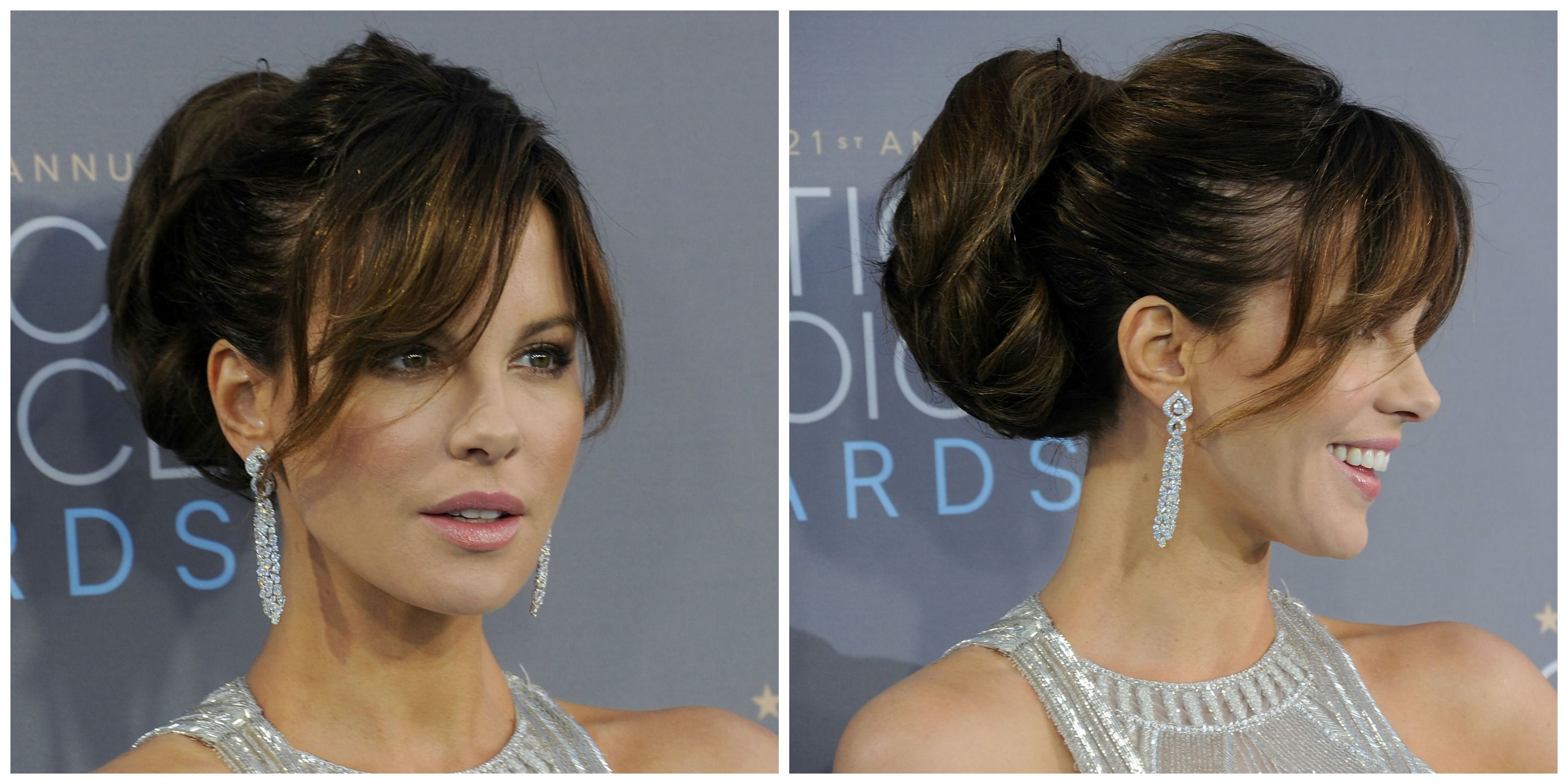 Long Hair Styles With Side Bangs: Long Hairstyles Paired With Bangs