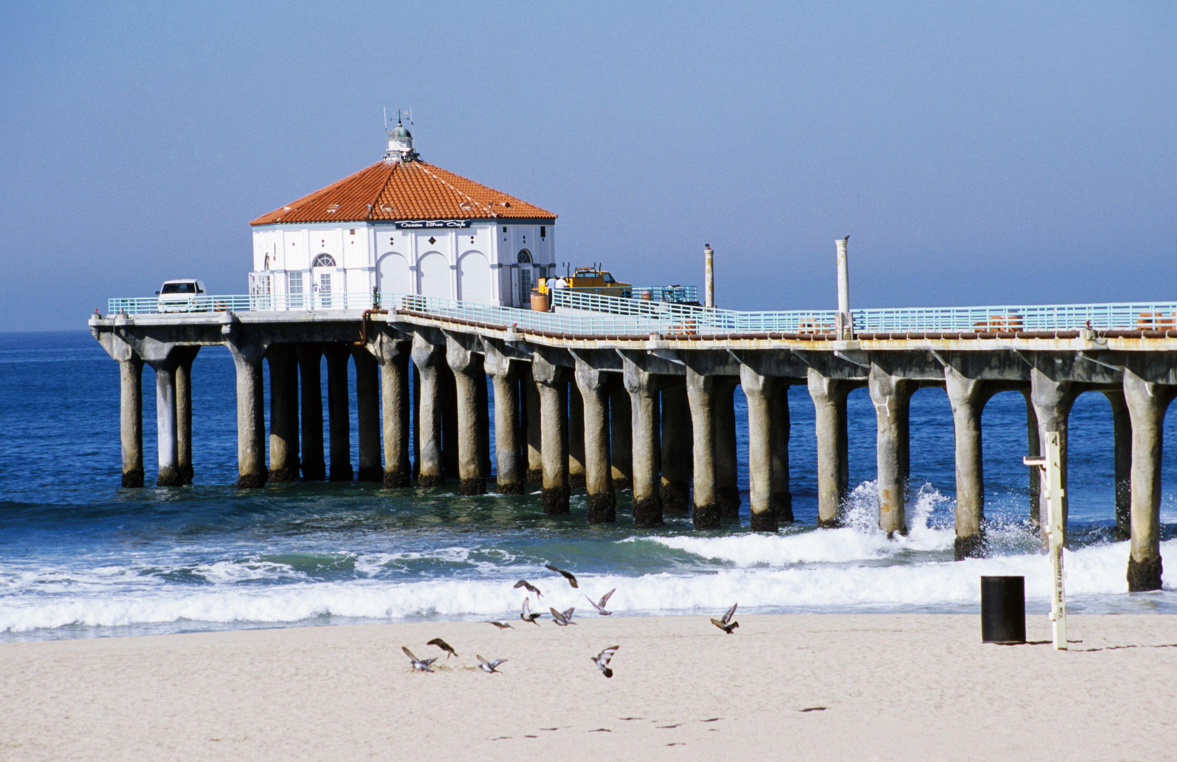 Spas In Manhattan Beach California