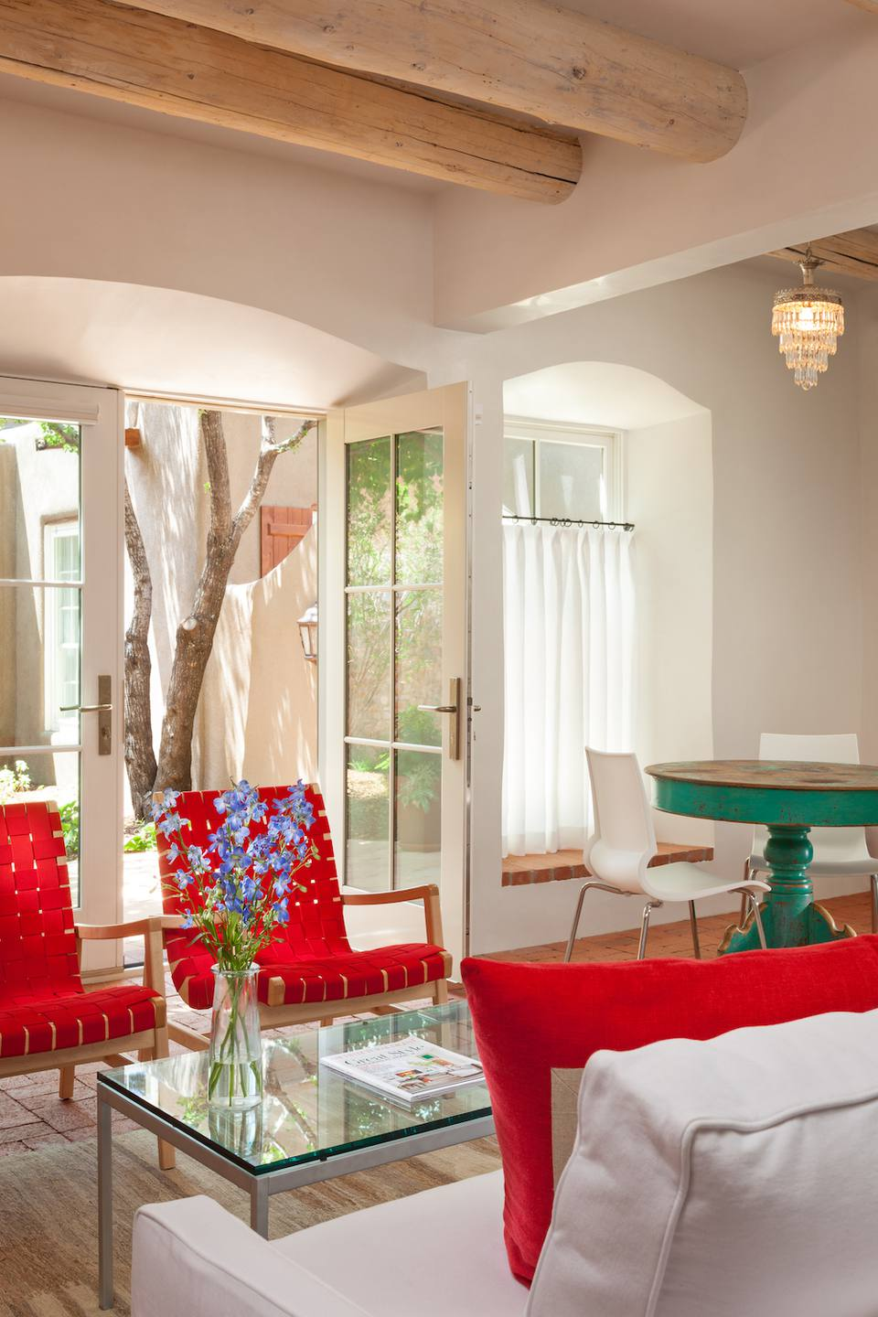 Tour A Colorful Family Home In Santa Fe
