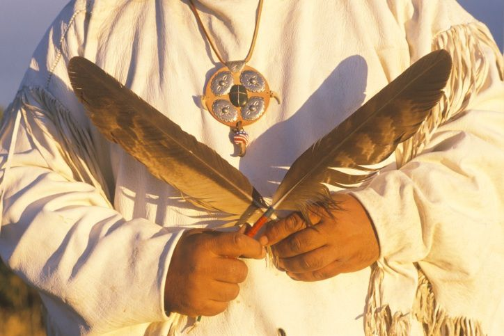 Sacred Feathers