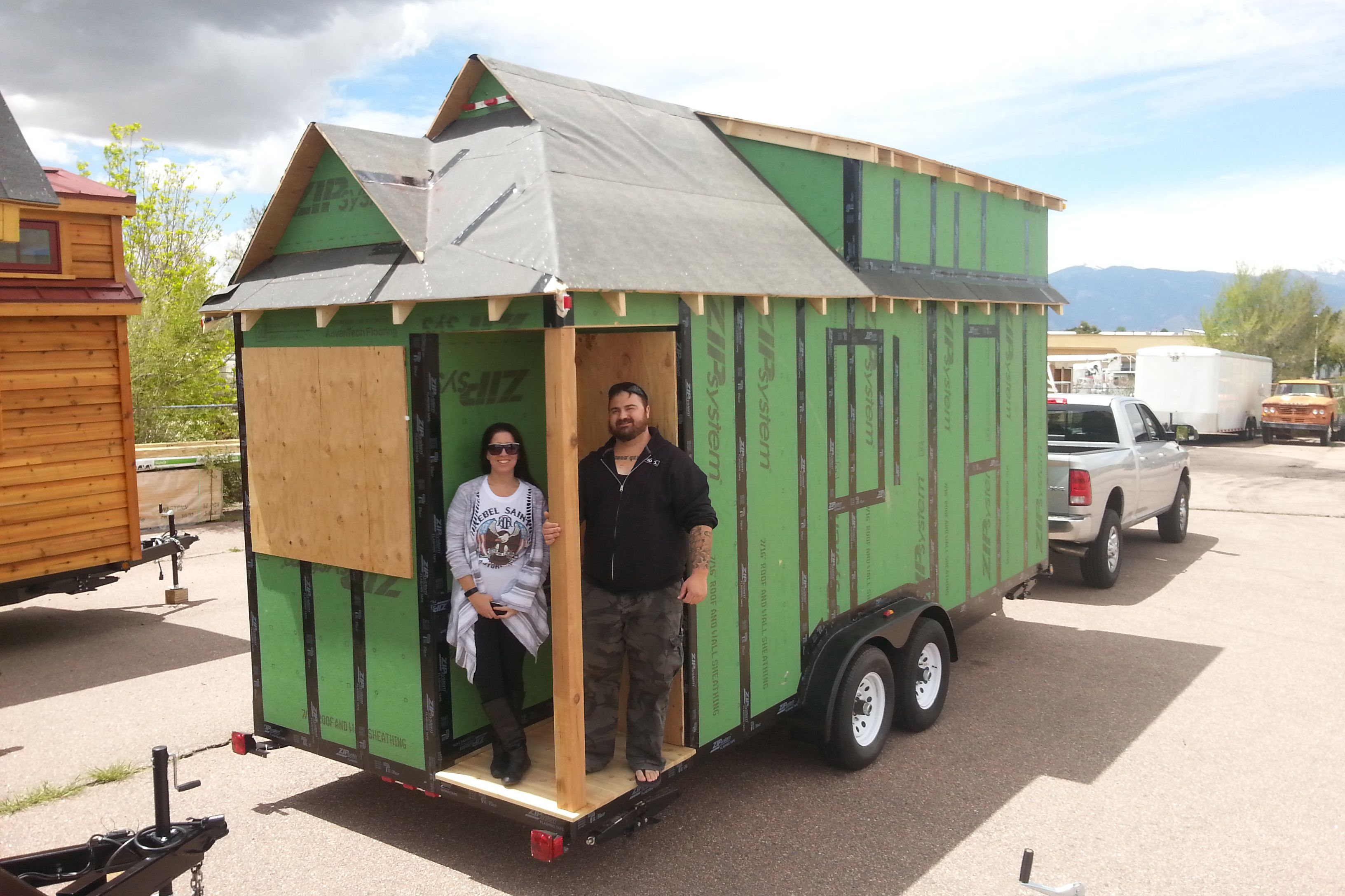 7 totally doable diy tiny house kits solutioingenieria Image collections