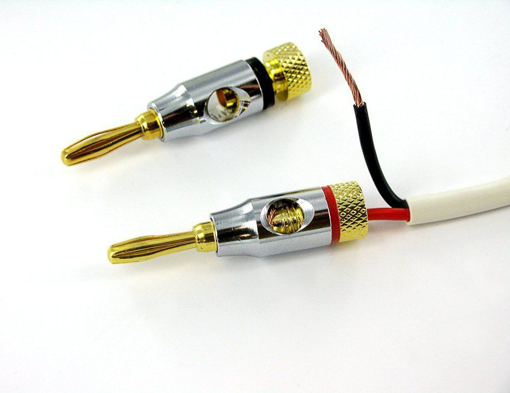 How to Choose and Install Speaker Wire Connectors