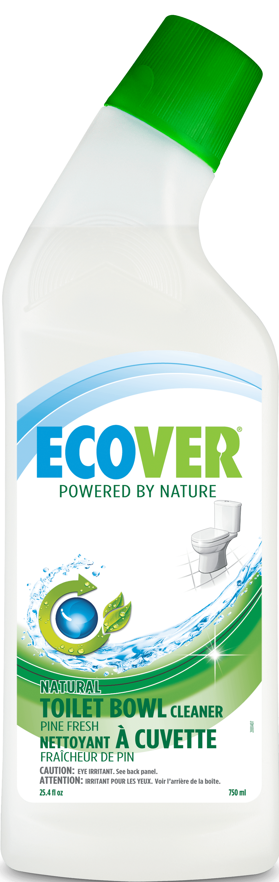 Best 7 Green Toilet Bowl Cleaners