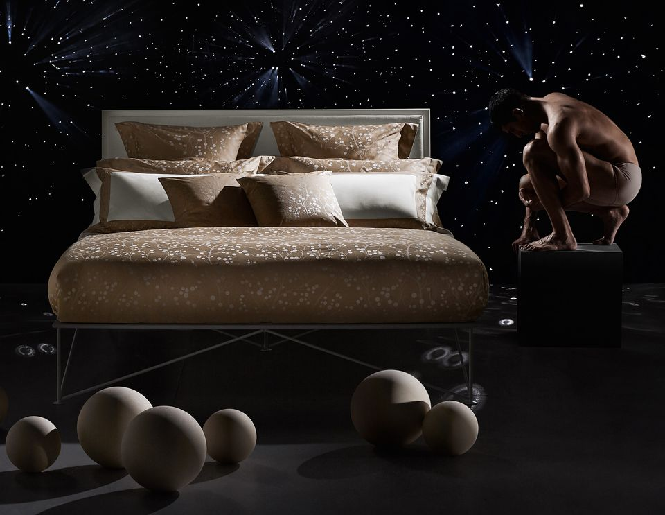 Frette luxury bedding